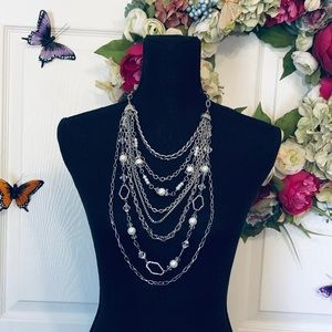 Jewelry - Gorgeous Multi-strand Necklace